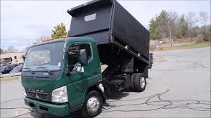 truck mitsubishi fuso 2009 mitsubishi fuso dump truck diesel youtube