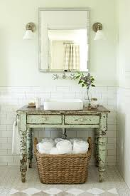 Shabby Chic Bathroom Rugs Awesome Shabby Chic Bathroom Vanity Cabinets Ancient Pinterest In
