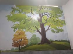 Wall Painting Images Wall Painting In Kochi Kerala Manufacturers Suppliers
