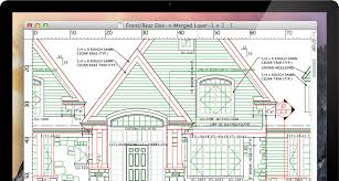 home plan designer macdraft professional 2d cad for mac microspot ltd
