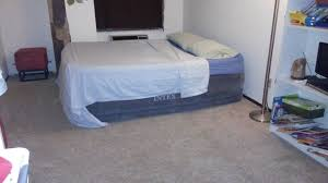 Cheap Blow Up Beds 5 Guest Beds How To Have Big Sleepovers In Little Places Skywaymom