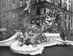 macy s thanksgiving day parade history photos facts about the
