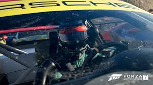 porsche race car interior forza motorsport 7 first look the series refocuses on its drivers