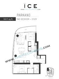 Union Station Floor Plan Ice Condos For Sale Rent