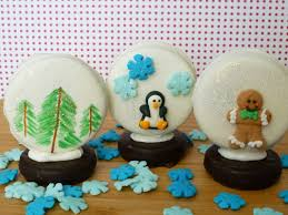 thanksgiving snow globe super simple edible snow globes sweet simple stuff