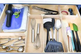 how to organise kitchen utensils drawer diy drawer dividers for perfectly organized drawers