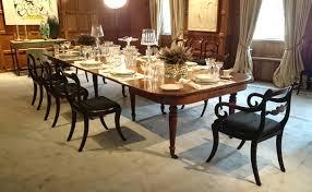 Antique Regency Dining Chairs Grand Regency Dining Room Set Indiepretty