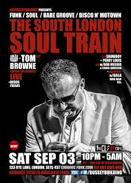 ra the south london soul train bussey building 9 year