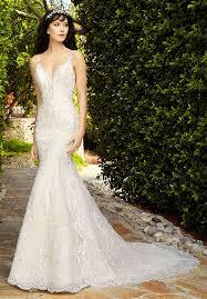 bridal garland val stefani garland wedding dress the knot