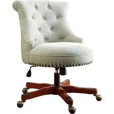 Leather Desk Chairs Wheels Design Ideas Desk Chairs Upholstered Desk Chairs No Wheels Chair Casters