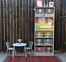 How To Organize Craft Room - spring cleaning diys for an organized home pretty prudent