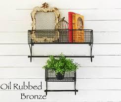 basket towel rod bathroom organizer kitchen organizer