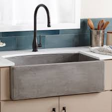 Kitchen Sink Image by Farmhouse Quartet Curved Apron Front Sink Native Trails