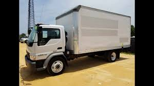 2008 international cf500 16ft box truck dade city fl vehicle