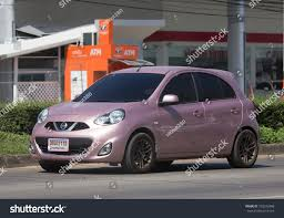 promotion nissan almera size 21 chiang mai thailand november 16 2017 stock photo 763292488
