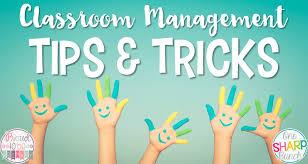 classroom management tips tricks u0026 freebies one sharp bunch