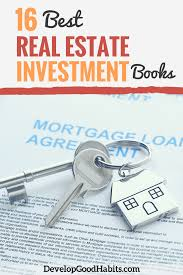 16 best real estate investment books using property to make your
