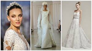 wedding dress trend 2017 2017 wedding dresses from new york bridal week runways wedding