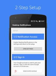 desktop notifications android apps on google play