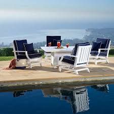 Costco Patio Furniture by Seaview 5 Piece Fire Chat Set