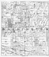 Washington County Maps by Family Maps Of Washington County Indiana Browse Millions Of