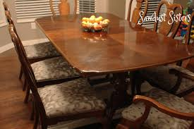 dining room stunning brown leather cushion seat and gorgeous amusing oval glossy table and beautiful reupholstering dining room chairs 8 pcs working on laminate floor