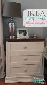 ikea rast hack new nightstands the turquoise home