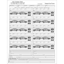Vehicle Inspection Report Template Free by Inspection Forms Standard Forms