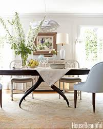House Beautiful Dining Rooms by Barbara Barry Corona Del Mar House Barbara Barry Interior Design