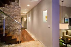 architecture beautiful halquist stone in modern hall with accent