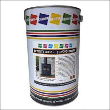 silicon 540 c high temperature paint