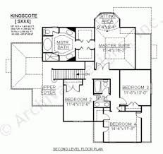 kingscote traditional floor plans luxury house plans