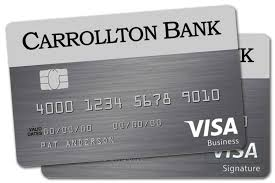 Business Secured Credit Card Credit Card Services From Carrollton Bank