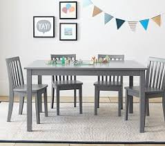 play tables and chairs for kids u0026 toddlers pottery barn kids