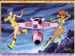 dirty pair more dirty pair wallpapers by the masterjinn