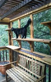 Patio And Things by 171 Best Cat Houses U0026 Shelters Images On Pinterest Outdoor