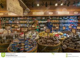 Fisherman S Wharf Ghirardelli Chocolate Shop At Fisherman U0027s Wharf Editorial Image