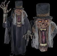 Extreme Halloween Costumes Huge Extreme Gothic Grusome Bat Halloween Costume Mask