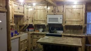 log cabin kitchen cabinets amazing handmade kitchen cabinets greenvirals style amazing