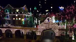 christmas lights riverside ca mission inn festival of lights riverside ca drone work youtube
