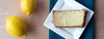 vanilla pound cake with lemon frosting u2013 the sassy pair