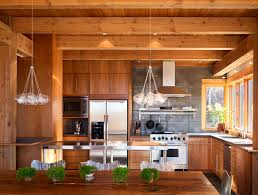 Rustic Cabin Kitchen Cabinets Kitchen Mesmerizing Rustic Cottage Kitchen Style With White