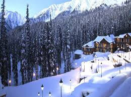 best snow places in india destinations for winter vacation