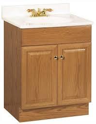 Richmond Bathroom Furniture Home Products Richmond Bathroom Vanity Cabinet With Top 2 Door Oak