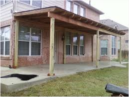 Attached Patio Cover Designs Patio Cover Plans Diy Inviting Lean To Shed Roof Attached To