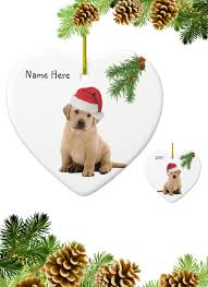 yellow lab ornament 02ysnt yellow lab art labrador