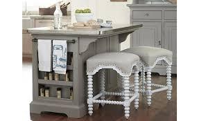 paula deen kitchen island paula deen home dogwood the kitchen island in grey