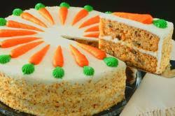 best ever carrot cake shireen anwer in masala mornings on masala