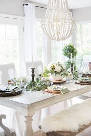 black and white table settings elegant black white and green farmhouse table setting for fall