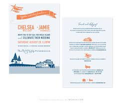 wedding invites iwonak direction graphic design and more